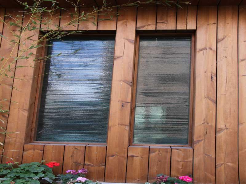 نمای چوب ( ترمووود – ترموود – ترمو) مجتمع مسکونی توانیر