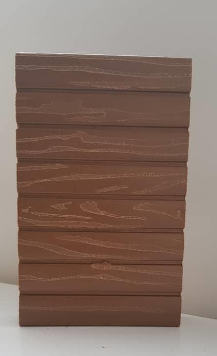 رنگ بندی چوب پلاست