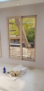 بازسازی واحد مسکونی در برج هرمی الهیه