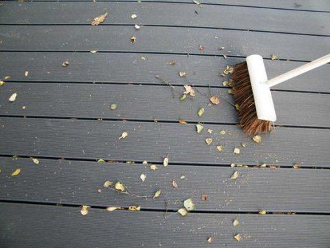چوب پلاست / نگهداری چوب پلاست