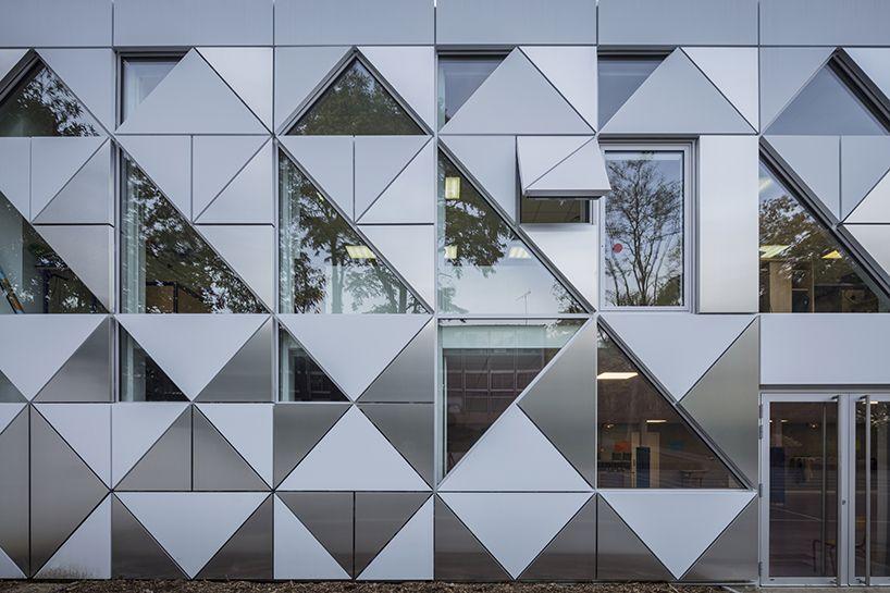 بازسازی نمای ساختمان با ورق کامپوزیت نما