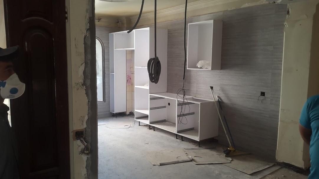 بازسازی ساختمان مسکونی – پونک